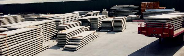 Pre-Stressed Concrete Wall Panels