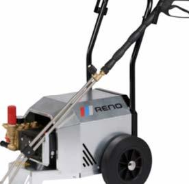 HOT & COLD PRESSURE WASHERS & AIR COMPRESSORS