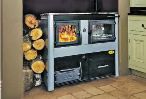 100,000 BTU Concept 2 Multi Fuel Cooker