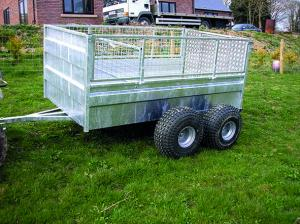 Full range of ATV trailers & equipment
