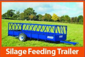 Silage Feeding Trailer
