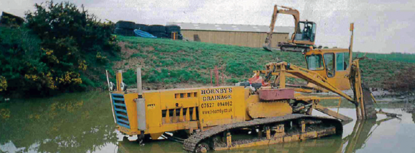 HORNBY'S DRAINAGE Ltd - AGRICULTURAL LAND DRAINAGE