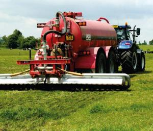 Aerator Slurry Injector