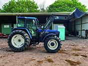 FORD 8340