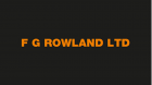 FG Rowland - New Tractor & Handler Spares | New Michelin & Kleber Tyres