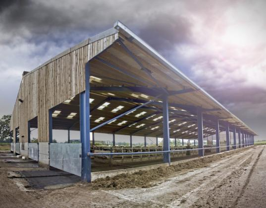 CREATING THE PERFECT STEEL FRAME BUILDING
