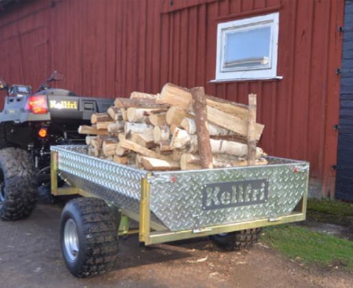 KELLFRI - TIPPING TRAILER ATV