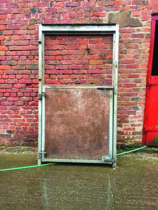 10 SECOND HAND  DOUBLE STABLE  DOORS