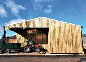 Any Shed, Any Size, Anywhere - 1,000 Tonne  Grain Store Offer  80' x 60' x 20'