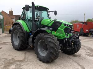UNBELIEVABLE OFFER DEUTZ 6185 RC