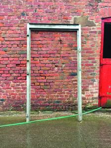 10 SECOND HAND  DOUBLE STABLE  DOORS