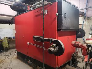 RHI Biomass boiler