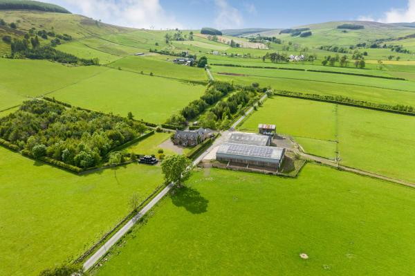 Farm for sale Midderry Farm, Kilry, Blairgowrie