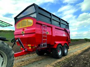 NC 14 TONNE SILAGE TRAILER IN STOCK