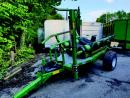 2015, McHale 991 BE trailed round bale wrapper, £8,950