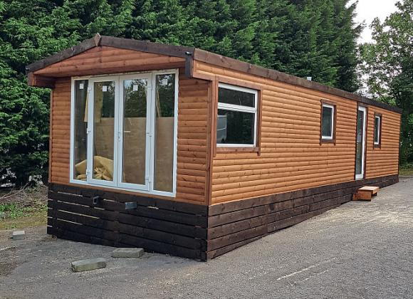 Complete mobile timber homes - Refurbished