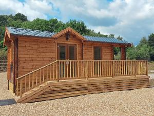 Complete mobile timber homes - Studio Lodges