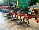 Gregoire Besson - 4 furrow reversible plough