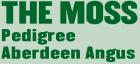 THE MOSS - Pedigree Aberdeen Angus