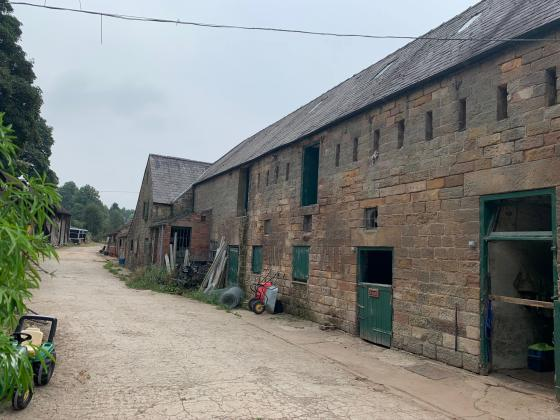 TO LET BY INFORMAL TENDER - REDHILL FARM, MAKENEY, BELPER, DERBYSHIRE, DE56 0RT