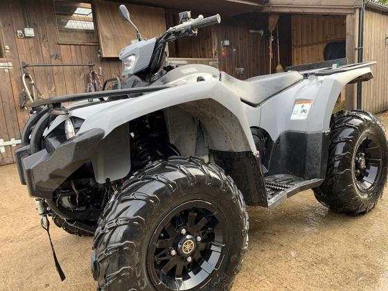 Yamaha Kodiak 450 Farm Quad 4x4