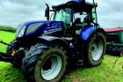 2016, New Holland T7.225, SN:41035932