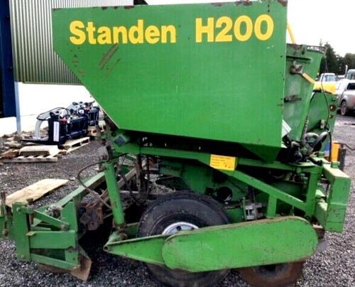 Used Standen H200 Potato Planter