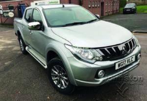 (17) MITSUBISHI L200 BARBARIAN DID Double Cab