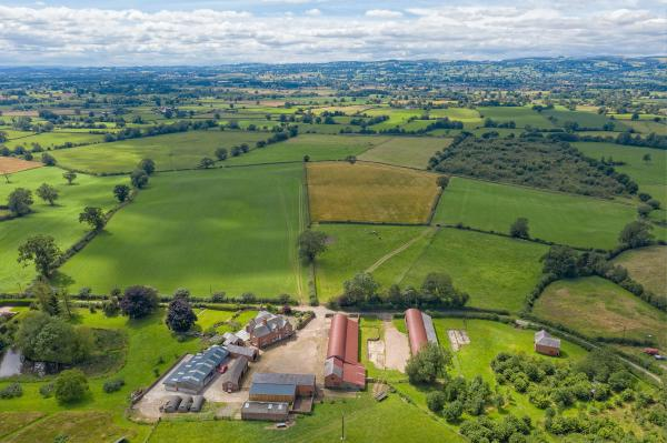 210 acres of Accommodation land at New Marton, Oswestry, Shropshire