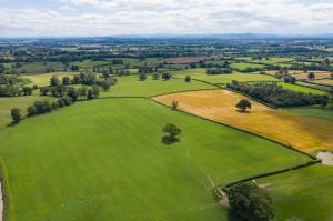 210 acres of Accommodation land at New Marton, Oswestry, Shropshire