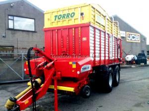 Used Pottinger TORRO 4500L