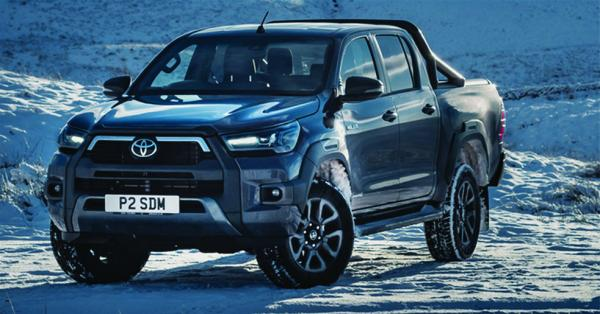 THE NEW HILUX: NOW AVAILABLE AT SDM TOYOTA
