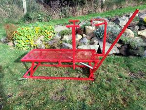 Sheep dressing stands made to order