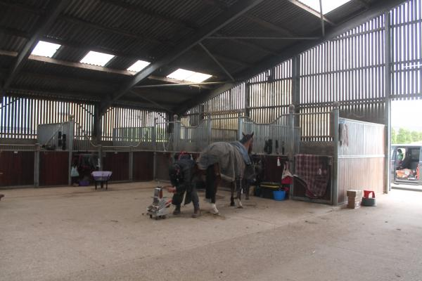 Indoor Riding School