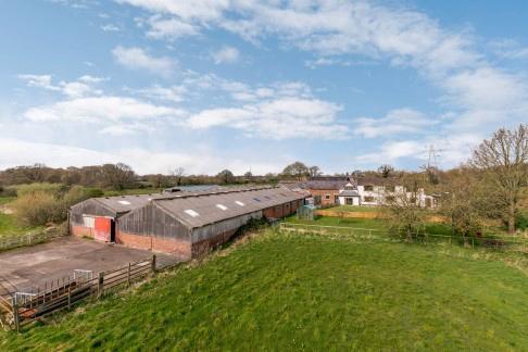 Mill Hey Farm, Rectory Lane, Capenhurst, Chester, CH1 6HN