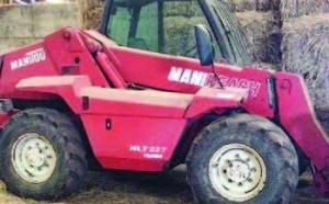 1996 MANITOU MLT 527