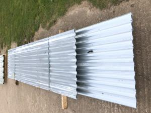 CHEAP CORRUGATED METAL ROOFING SHEETS IN STOCK FOR COLLECTION TODAY, CALL NOW.