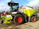 2010  CLAAS 930 4WD SELF PROPELLED FORAGER