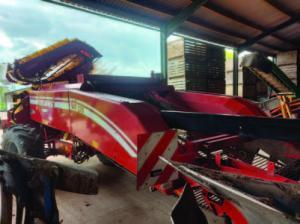 GRIMME GT170S 2 ROW POTATO HARVESTERS