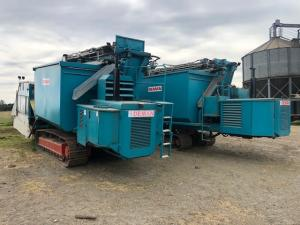 Sprout Harvester