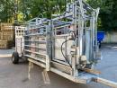 Bateman mobile cattle race