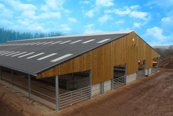 High Quality Steel Framed Buildings